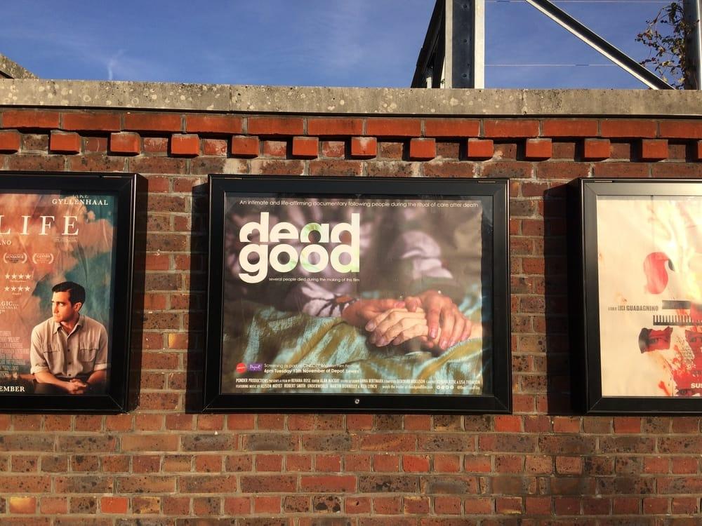 DEAD GOOD cinema poster