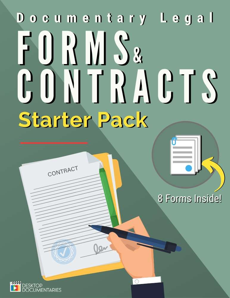 Documentary Legal Forms & Contracts: Starter Pack