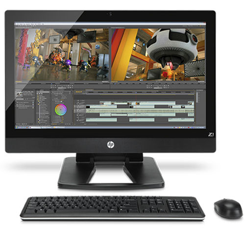 Hewlett-Packard Z1 G2 Video Editing Computer