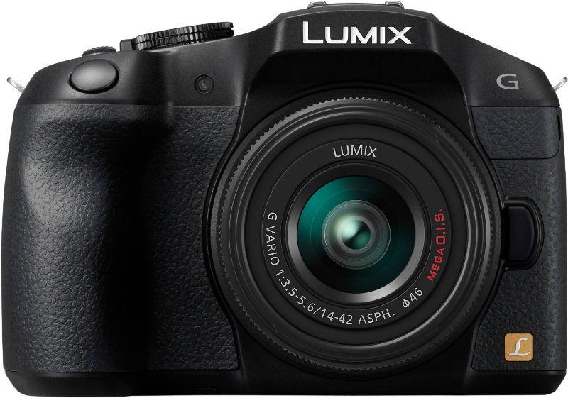 Panasonic Lumix G Series DMC-G6KK Mirrorless Digital Camera