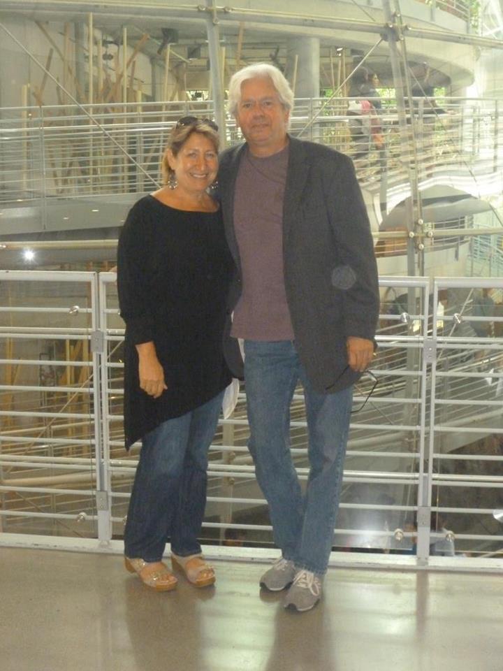 Producers David Vassar and Sally Kaplan