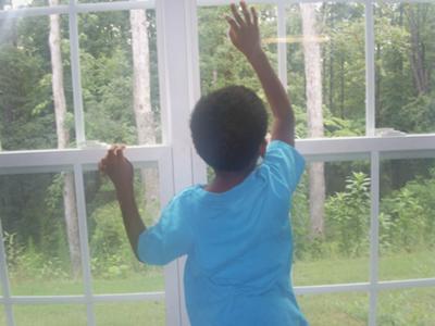 When a door closes, God opens a window