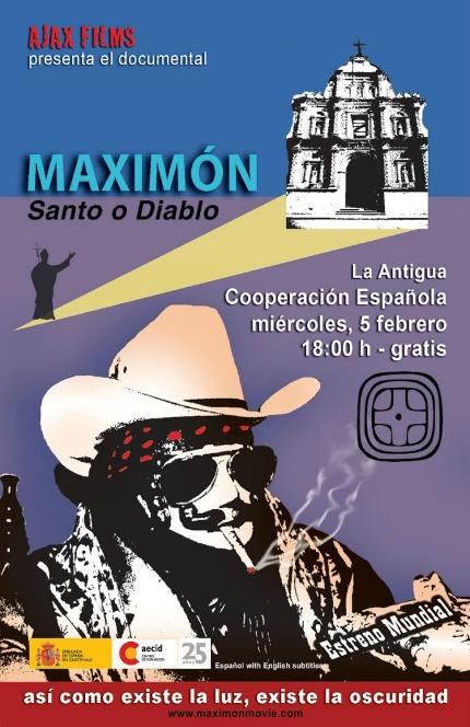 Maximón Documentary Premiere