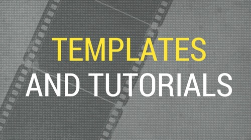 Documentary Templates and Tutorials